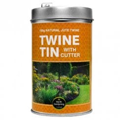 Twine Tin With Cutter