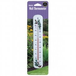Wall Thermometer (Butterfly Design)