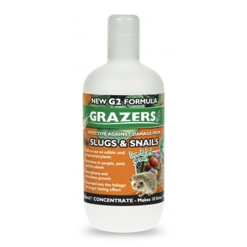 Grazers G2 Slugs & Snails Concentrate 350ml
