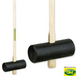 Hickory 10lb Rubber Maul