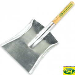 Housefire Galvanised  Shovel