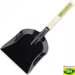 Household Black Tulip Pan Shovel
