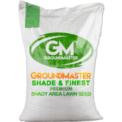 GroundMaster Shade & Finest Lawn Grass Seed