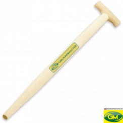 Standard Taper Ash Shaped T Handle