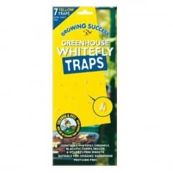 Greenhouse Whitefly Trap 7 Pack