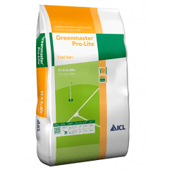 Greenmaster Pro-Lite Cold Start 11-5-5+8Fe Fertiliser 25kg