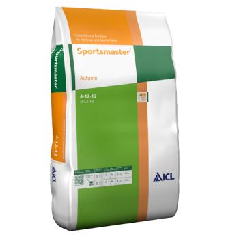 ICL Sportsmaster Autumn Fertiliser 4-12-12 25kg