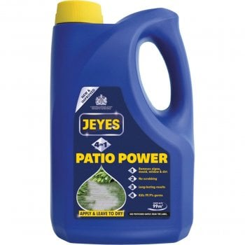 Jeyes 4-in-1 Patio Power