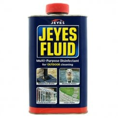 Fluid Outdoor Cleaner and Disinfectant