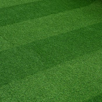 Kings 30mm Striped Artificial Grass (Green Lush)