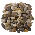 Mixed Polished Pebbles 60-20 mm