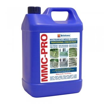 MMC-PRO Professional Multisurface Mould Cleaner 5 Litre