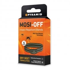 Mosi-Off Bands Insect Repellent 4 Pack