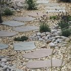 Calibrated Stepping Paving Stones: Lakeland Hand Cut Random Shapes