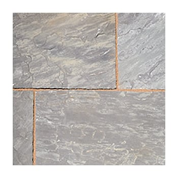 Natural Paving Classicstone 24mm Calibrated Sandstone: Graphite Project Pack