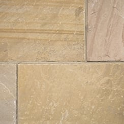 Classicstone 24mm Calibrated Sandstone: Harvest 600 x 600mm