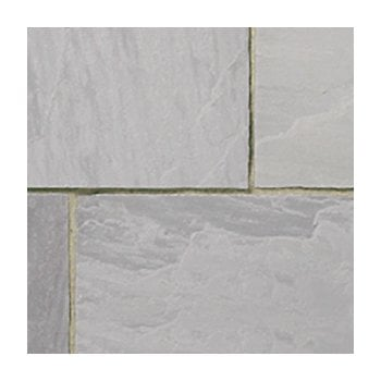 Natural Paving Classicstone 24mm Calibrated Sandstone Paving: Promenade 290 x 290mm