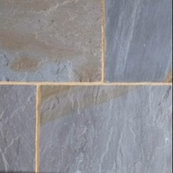 Classicstone 24mm Calibrated Sandstone Paving: Yorkshire Blend Project Pack