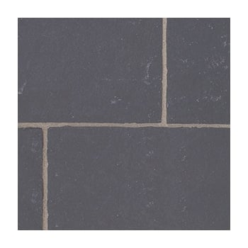 Natural Paving Classicstone Limestone 20-30mm: Carbon Black Project Pack