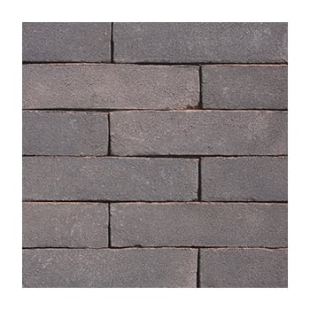 Natural Paving Clay Block Paving: Anthracite 215 x 52mm