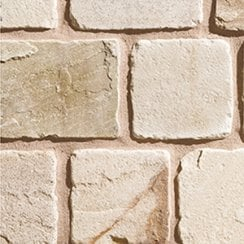 Cobblestone Weathered Cobbles 25-50mm: Calico Mixed Pack