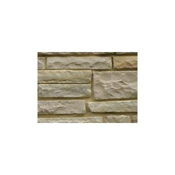 Natural Paving Cottagestone Walling 50-75mm: Lakeland Mixed 365 x 100mm