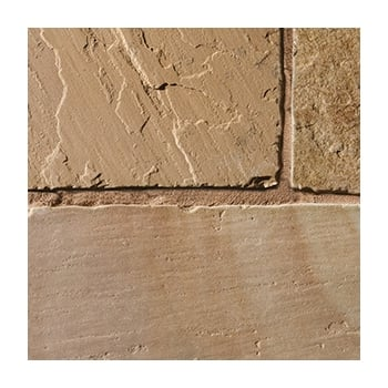 Natural Paving Cragstone 24mm Calibrated Sandstone: Barley Project Packs