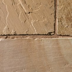 Cragstone 24mm Calibrated Sandstone Paving: Barley Project Packs