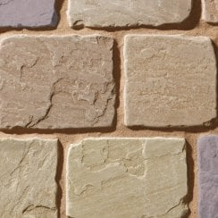 European Cobbles: Lakeland 140 x 140 x 30-50mm