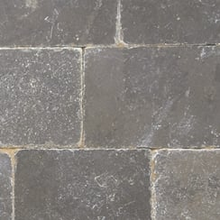 Fossestone 50mm Block Paving: Midnight Blue 150 x 150mm