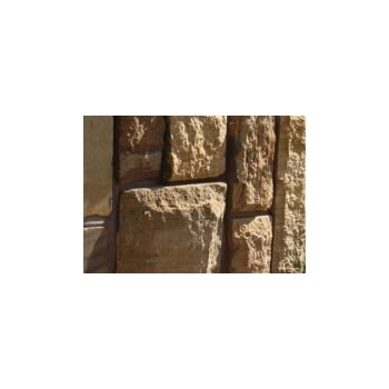 Natural Paving Kirkstallstone Walling 100mm (Random Blocks x 200-500mm)