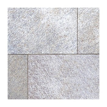 Natural Paving Premiastone 20mm Flamed Granite Paving: Birch 300 x 900mm