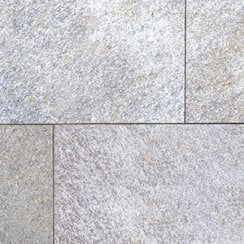 Premiastone 20mm Flamed Granite Paving: Birch 300 x 900mm