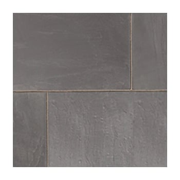 Natural Paving Premiastone 20mm Slate: Black Project Pack