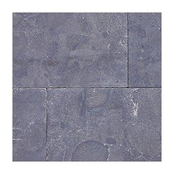 Natural Paving Premiastone 25mm Honed Limestone: Midnight Blue 500 x 750mm