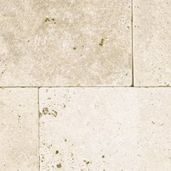 Premiastone 30mm Travertine Paving: Cream Project Pack