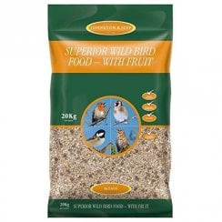 No Mess Wild Bird Food