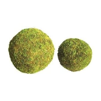 Padded Moss Effect Ball