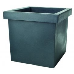 Gemini Smooth Square Pot 104 Litre