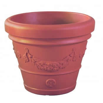 Pasquini & Bini Idra Pot with Festoons 102L