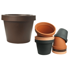 Lira Smooth Pot 25 Litre