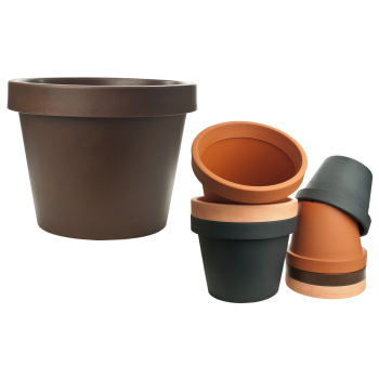 Pasquini & Bini Lira Smooth Pot 84L