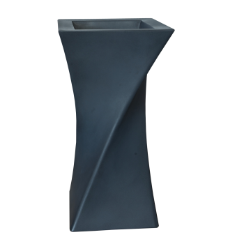 Pasquini & Bini Triangolo Twisty Pot
