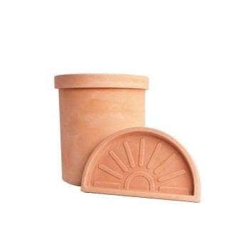 Pasquini & Bini Vela Smooth Wall Pot 49 Litre