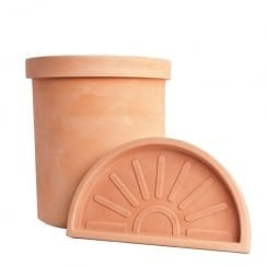 Vela Smooth Wall Pot 49 Litre