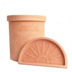 Vela Smooth Wall Pot 49L