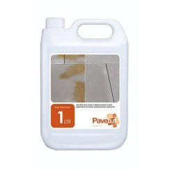 Paving Rust Remover