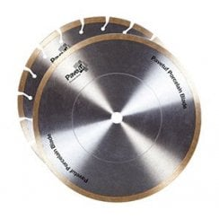 Porcelain Saw Blade