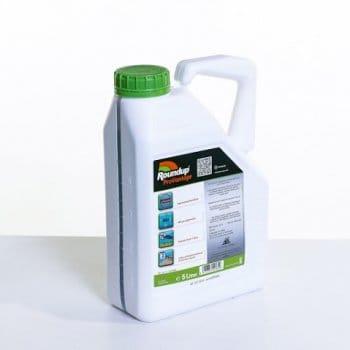 Roundup Pro Vantage 480 Professional Glyphosate Weed Killer 5 Litre
