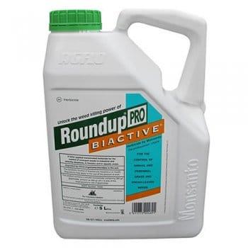 Roundup ProActive 360 Professional Glyphosate Weed Killer 5 Litre
